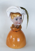 ORANGE DOLL WITH GRE